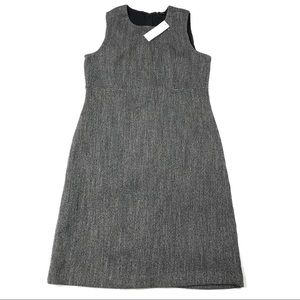 Ann Taylor Marled Shift Dress Sleeveless